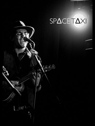 Space Taxi - Chris Lloyd